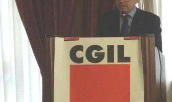 Assemblea Cgil Messina-elezione segretario generale