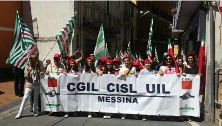 manifestazione legalità e sviluppo a Cesarò