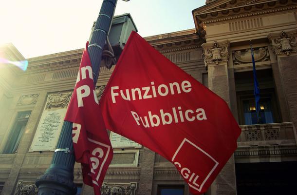 FP CGIL: Per il sindaco De Luca è solo una questione di firma