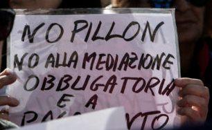PERCHE' NO AL DDL PILLON, INCONTRO COORDINAMENTO DONNE