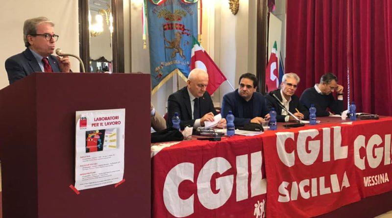 #Laboratori per il lavoro – a Messina riflettori su infrastrutture e sviluppo