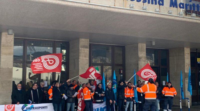 BLU JET, LA PROTESTA PROSEGUE. I SINDACATI: INTERVENGA IL GOVERNO